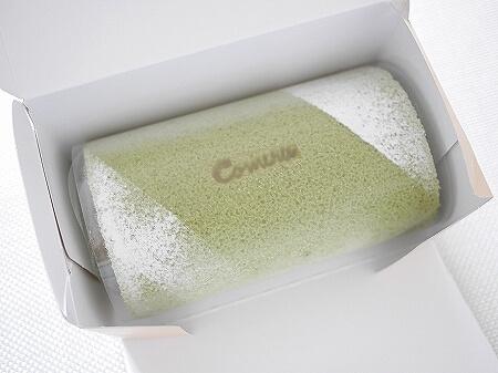 コメル お米のロールケーキ 米粉 おすすめ 無添加 グルテンフリー ブログ 口コミ 感想 レビュー 抹茶