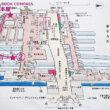 品川駅のおすすめの待ち合わせ場所と「サフィール踊り子」の乗り場の場所~伊豆熱川旅行記③~
